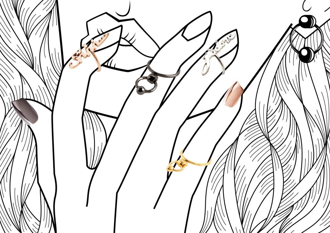 H&H Nails 2014 Lookbook