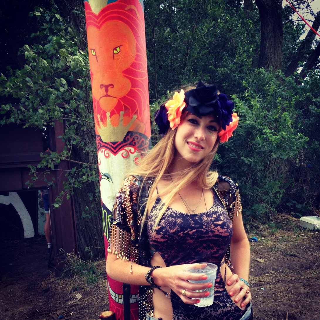 Me and my totem at SGP