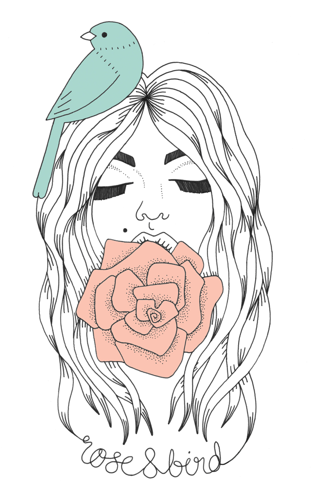 Rose & Bird