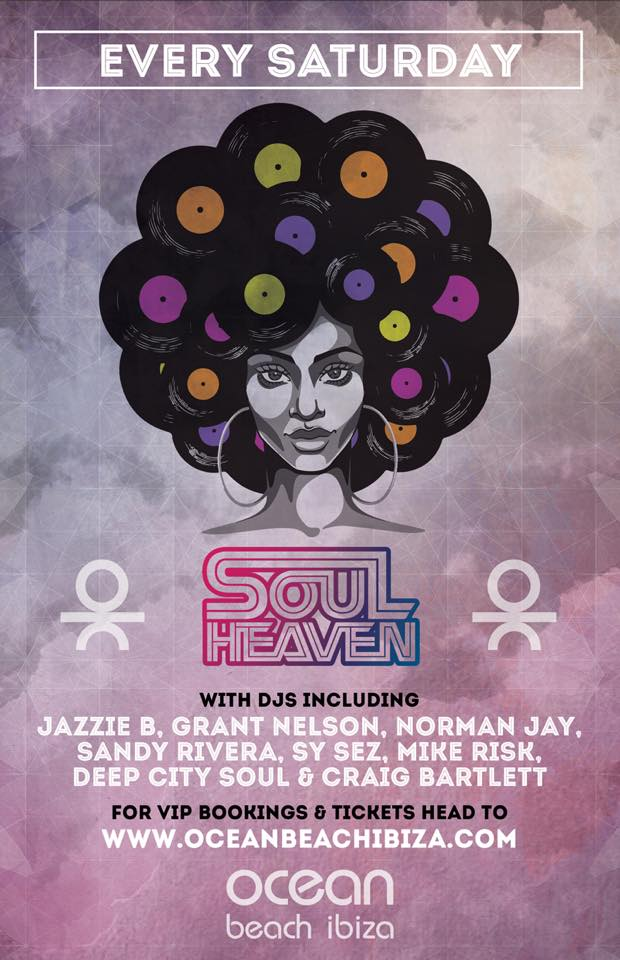 Soul Heaven at Ocean Beach