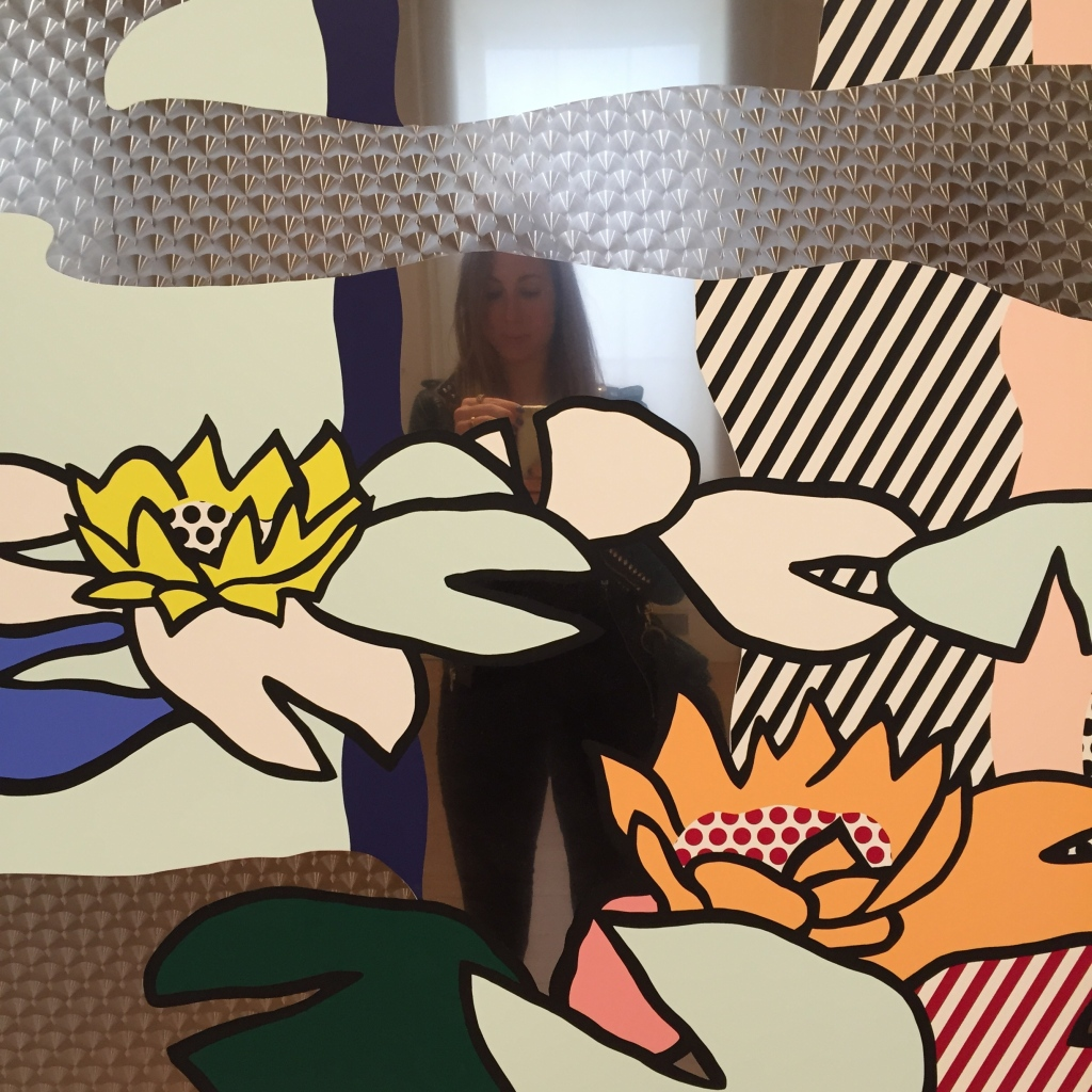 Roy Lichtenstein - Waterlillies