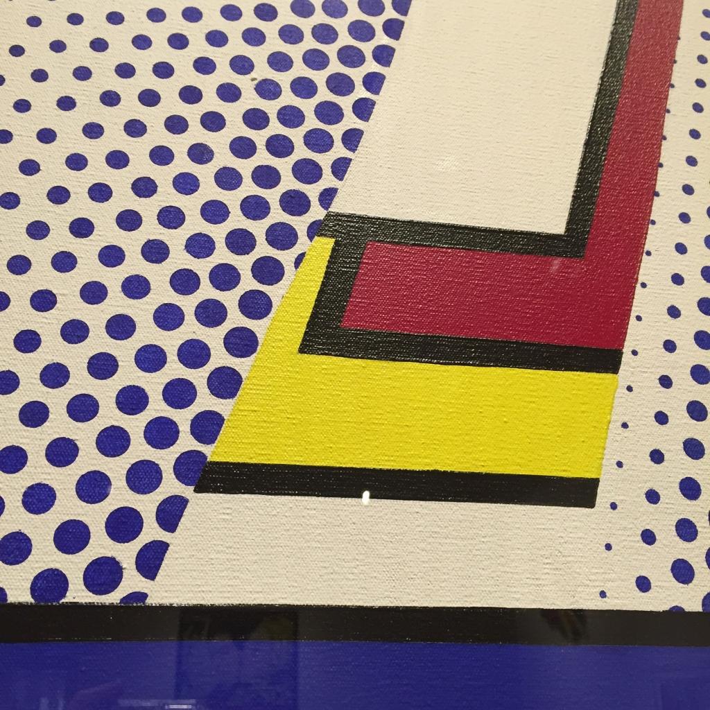 Roy Lichtenstein - perfect circles